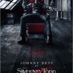 Sweeney Todd, le diabolique barbier de Fleet Street de Tim Burton (2007)