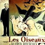 Les Oiseaux (The Birds) d'Alfred Hitchcock