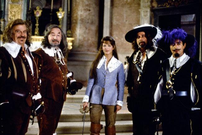 La Fille de d'Artagnan, 1994