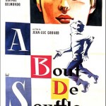 A bout de souffle de Jean-Luc Godard