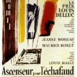 Ascenseur pour l'échafaud de Louis Malle (1957)