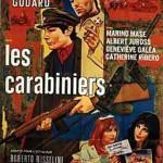 Les Carabiniers de Jean-Luc Godard (1963)