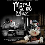 Mary et Max. (Mary and Max.) d&#8217;Adam Elliot (2009)