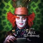 Alice au pays des merveilles (Alice in Wonderland) de Tim Burton (2010)