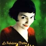 Le Fabuleux destin d'Amélie Poulain de Jean-Pierre Jeunet