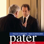 Pater d'Alain Cavalier (2011)