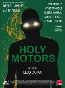Poster Holy Motors