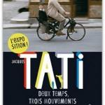Exposition Jacques Tati : Deux temps, trois mouvements à la Cinémathèque Française
