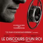 Le Discours d'un Roi (The King's speech) de Tom Hooper (2010)