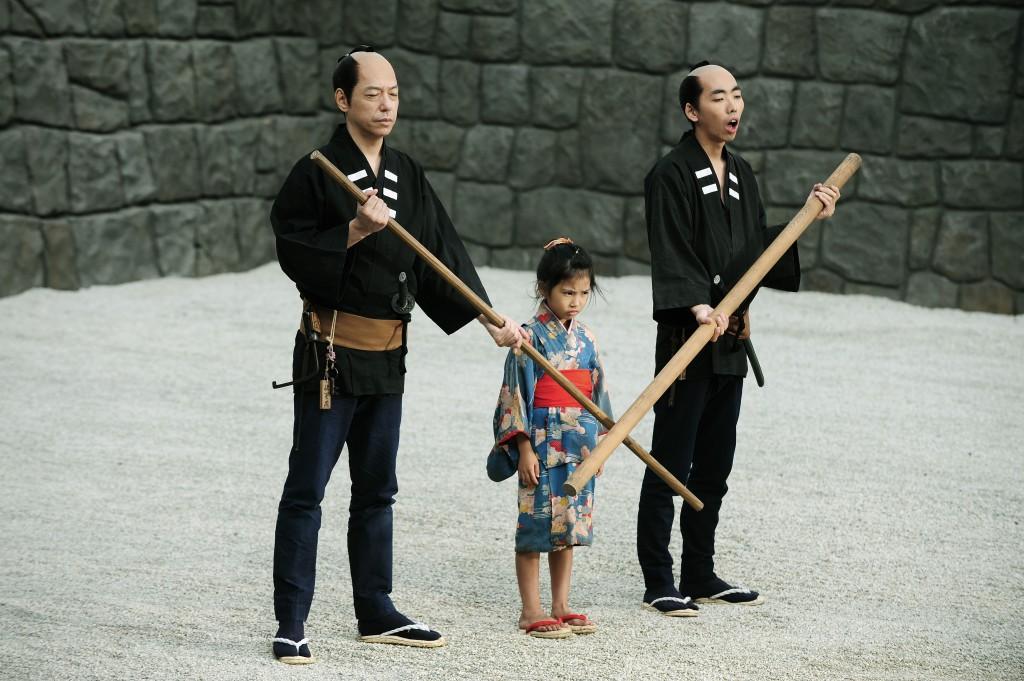 Saya Zamuraï de Hitoshi Matsumoto : film à sketch à l'humour absurde (Cinéma Japonais) 3