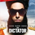 The Dictator de Larry Charles (2012)